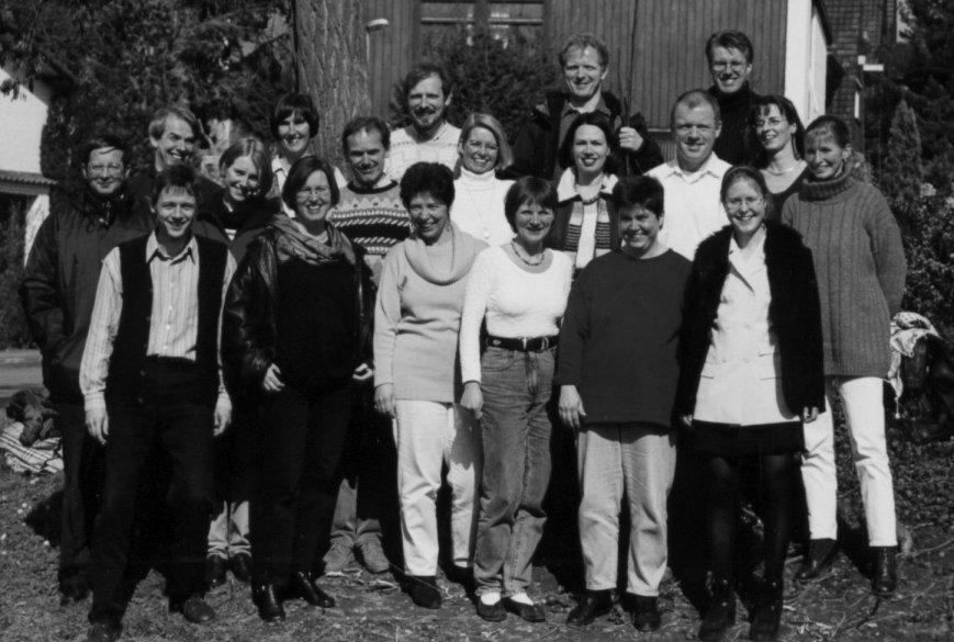 Der Madrigalchor Aachen 1998