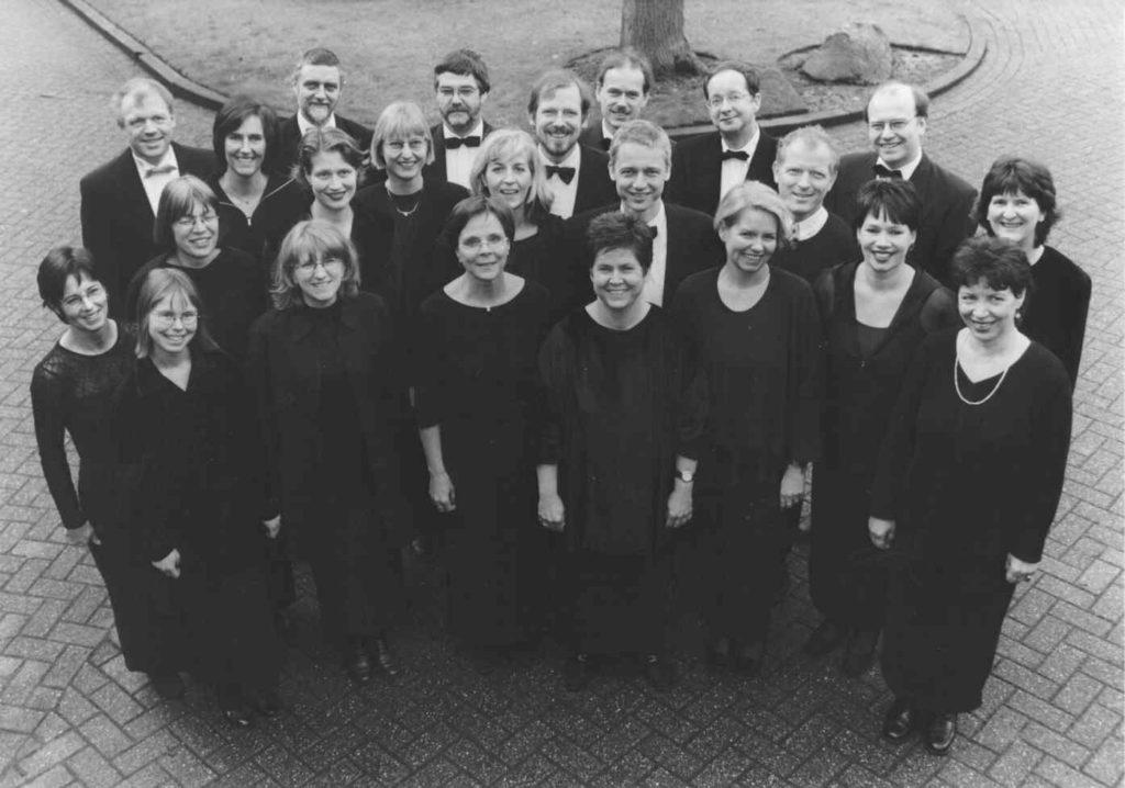 Der Madrigalchor Aachen 10.3.2001