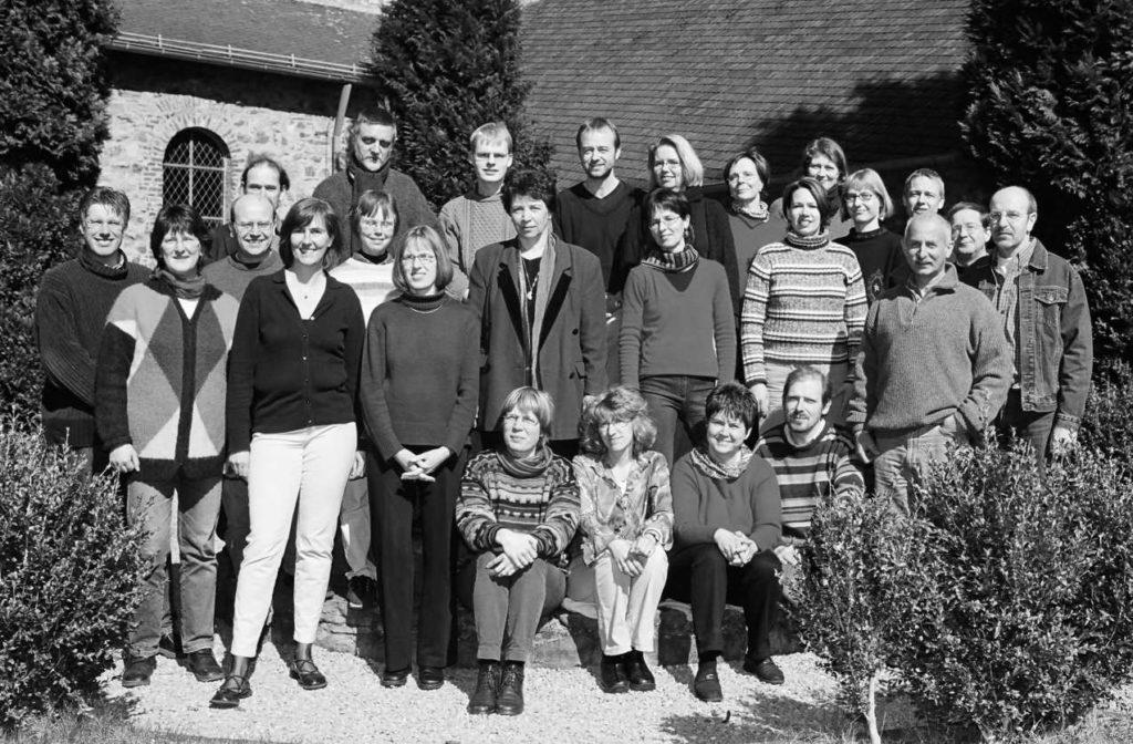 Der Madrigalchor Aachen 24.3.2003